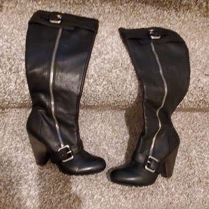 Vince Camuto Shoes Size 6 Combat Boots Poshmark